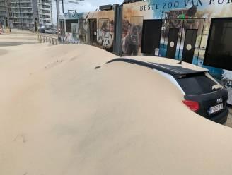 Zijn deze beelden straks verleden tijd? Nieuwe duin moet tonnen zand opvangen tussen Oostende en Middelkerke