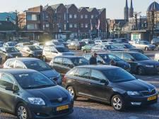 Uden popelt om centrum aan te pakken, parkeren op de Markt blijft