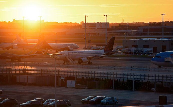 Brussels Airport, le 6 septembre dernier.