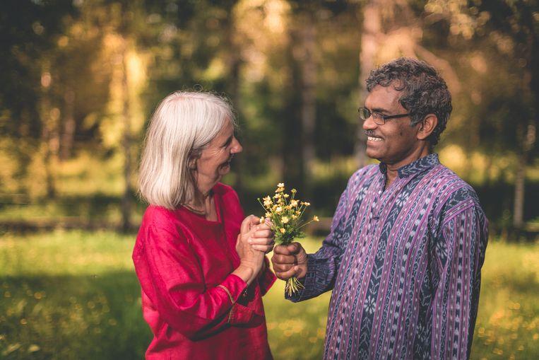 Pradyumna Kumar Mahanandia - Dr. P.K. - fietste ooit van thuisland Indië naar Zweden voor de liefde van zijn leven: Charlotte - Lotta - Von Schedvin.
