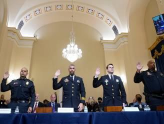 """Agenten getuigen over racisme tijdens bestorming Capitool: """"We vochten oorlog uit"""""""