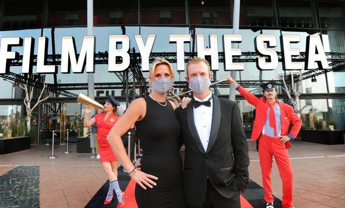 Festival Film by the Sea, hier op de hoofdlocatie in Vlissingen, draaide vanwege corona dit jaar ook films in Bergen op Zoom. De lokale filmclub Cinema Paradiso hoopt in 2021 weer als satellietstad te fungeren.