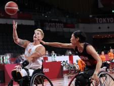 Bij zesde Paralympische Spelen is er eindelijk goud voor Nijkerkse Chèr (45) en dus vloeiden de tranen