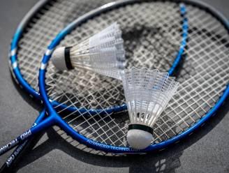 Proeven van badminton met Kids Shuttle Day