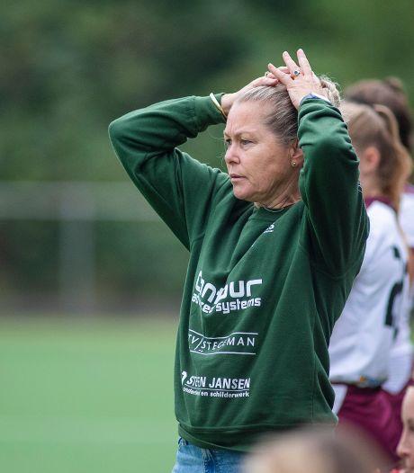 Het moet allemaal beter en vooral fitter bij de hockeysters van Ares, vindt nieuwe coach Nicole Vossen