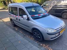 Wie is vergeten zijn auto in Sprang-Capelle op te halen?    Gemeente wil wagen snel weg hebben