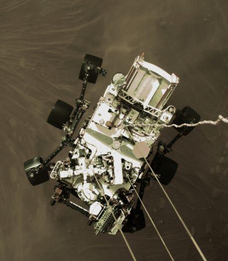 De nouvelles photos de Mars