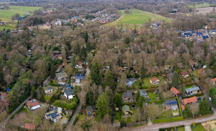 Bungalowpark De Veluwe is een van zes parken in Horst waar in de toekomst mogelijk wonen is toegestaan.