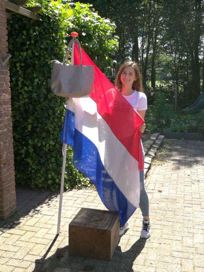 Laura van Doorn uit Sibculo.