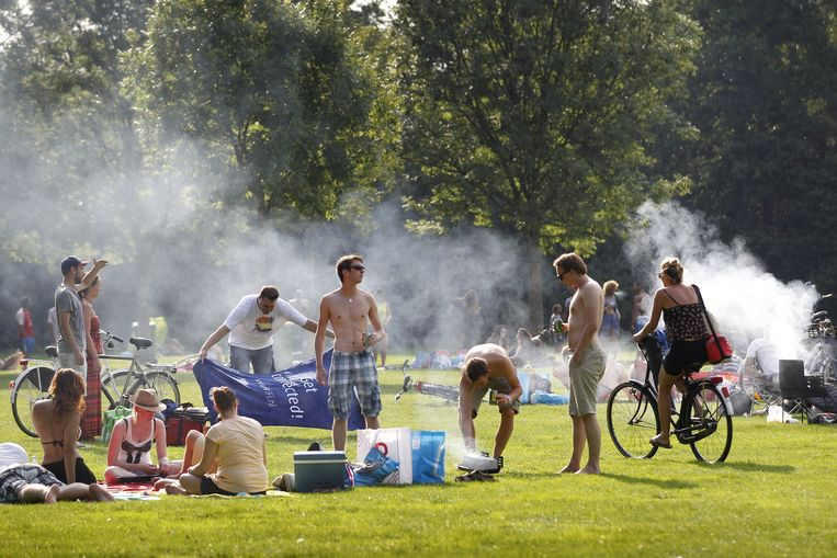 Gaan we dit jaar weer buiten picknicken? Beeld ANP