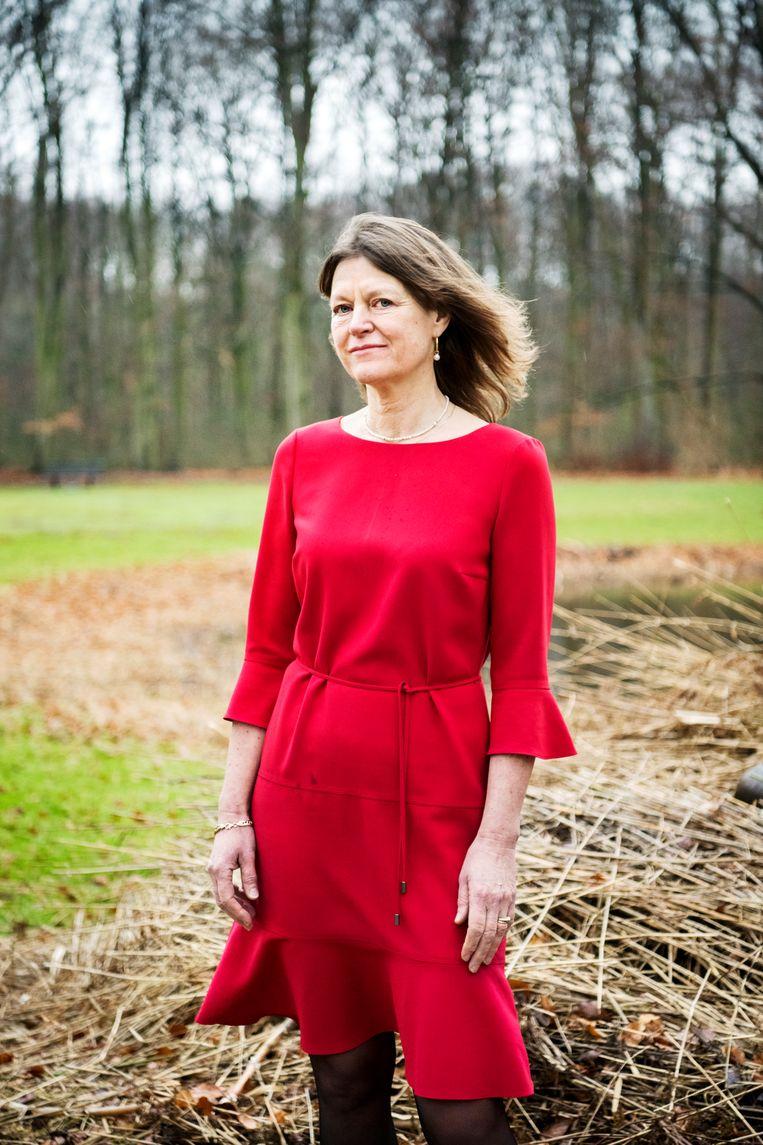 Margrite Kalverboer. Beeld Sanne de Wilde