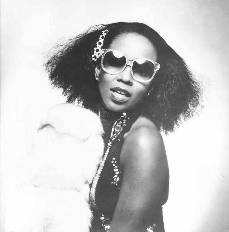 Betty Wright rond 1970. Beeld Getty