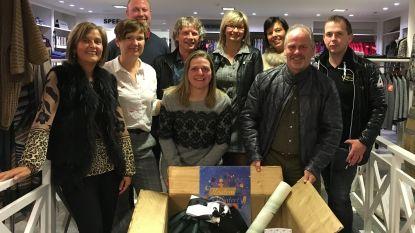 Nele Van Den Rijse wint golden box van Unizo Sint-Lievens-Houtem