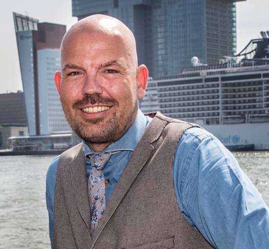 Roel Dusseldorp, general manager van Hotel New York.