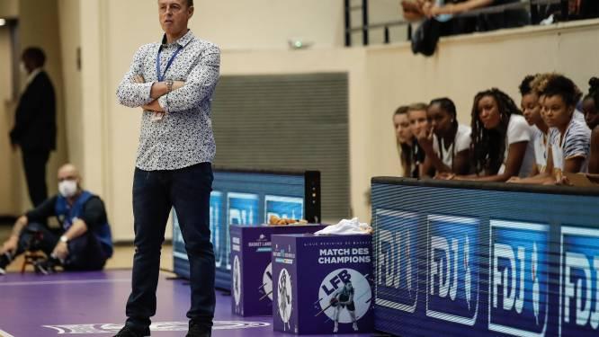 """Valéry Demory voorgesteld als bondscoach Belgian Cats: """"Wil de ploeg naar een nóg hoger niveau stuwen"""""""