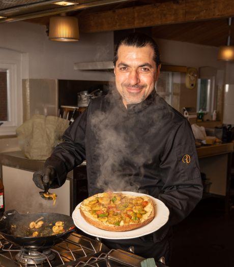 Door gerechten uit Syrië te koken is gevluchte Zaher (46) toch thuis: 'Ik hou van deze stad'