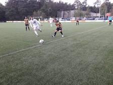 Superieur Jong Vitesse laat geen spaan heel van koploper UNA