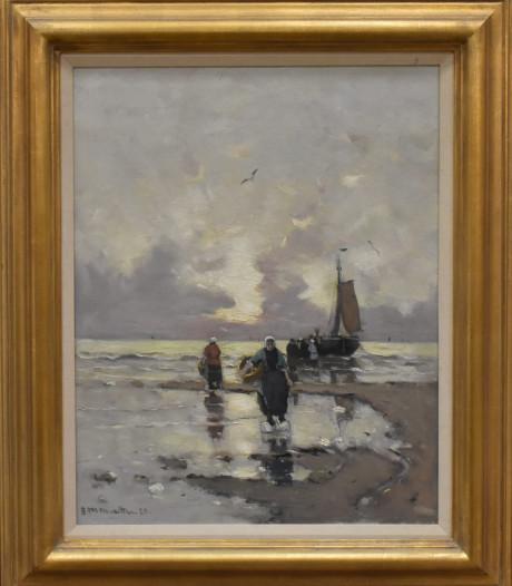 Een taxatiemiddag bij de Seniorenbond en plots blijkt dat schilderijtje 10.000 euro waard