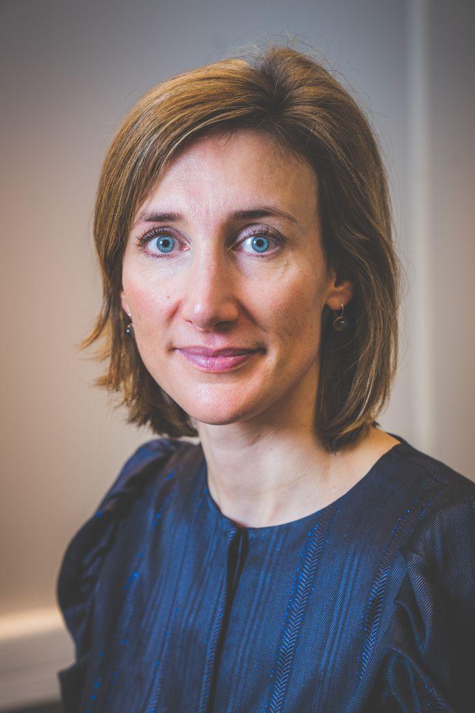 Professor Isabel Leroux-Roels leidt de onderzoeken naar de coronavaccins.