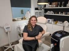 Janine begon haar eigen beautysalon: 'fijn om een huidprobleem op te kunnen lossen'