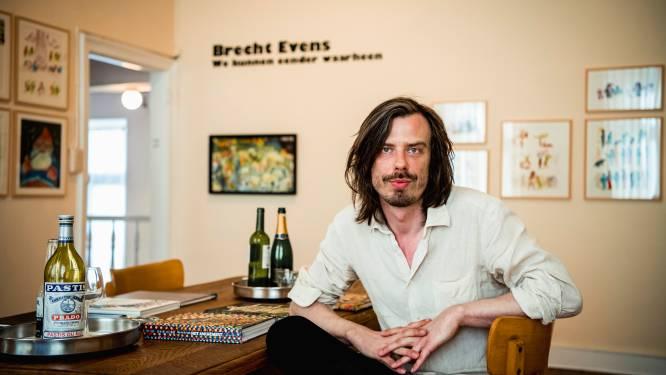 Villa Verbeelding verlengt solotentoonstelling Brecht Evens na groot succes