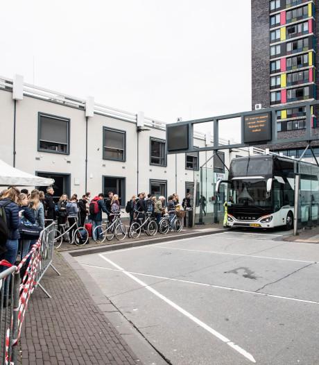 Einde aan OV-chaos rond station Nijmegen: donderdag rijden de treinen weer