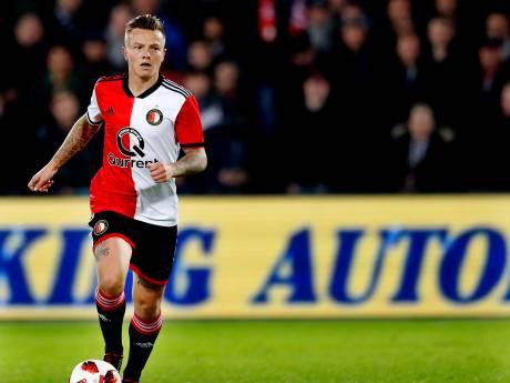 Jordy Clasie tekent vandaag contract bij AZ Alkmaar