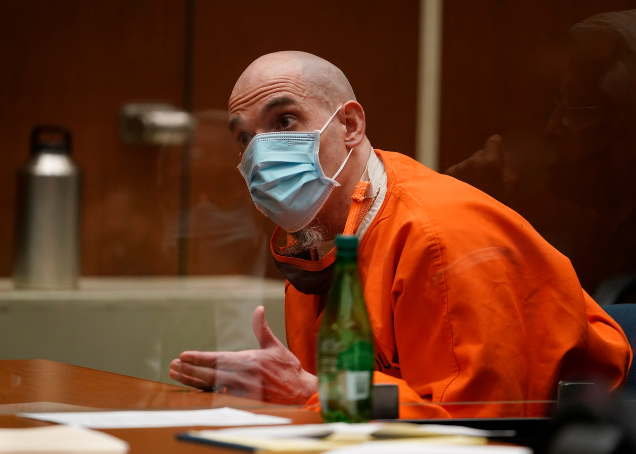Vendredi, au tribunal, Michael Gargiulo a une nouvelle fois clamé son innocence