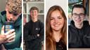 De eindexamens beginnen, ook voor deze vier scholieren uit Oost-Nederland. Wat zijn hun verwachtingen na een examenjaar in coronatijd?