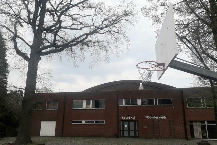 De sporthal van Noorderwijk