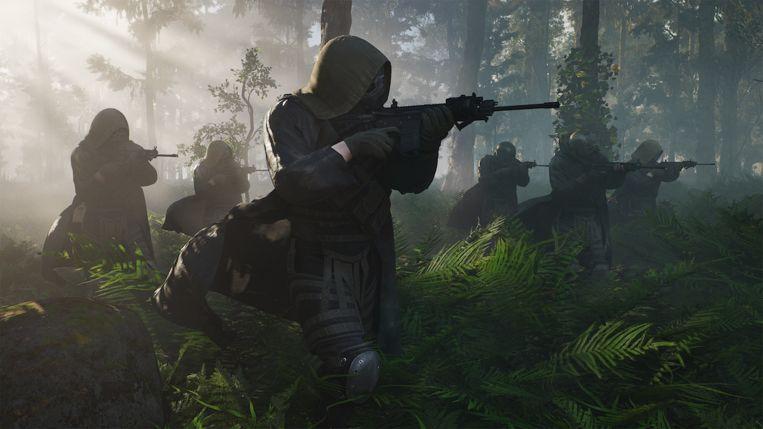 Ghost Recon: Breakpoint Beeld Ubisoft