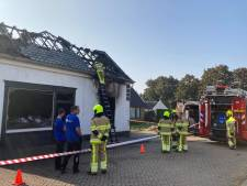 Week voor sluiting brandt 129-jarige Millingse winkel af: 'Treurig dat het zo moet eindigen'