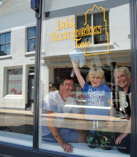Te grote pannenkoeken voor te grote borden: Gideon Droppert heeft eindelijk zijn eigen restaurant in hartje Zierikzee