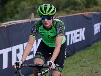 Marianne Vos triomfeert bij de vrouwen in Waterloo