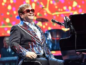 Elton John komt dit najaar naar het Sportpaleis