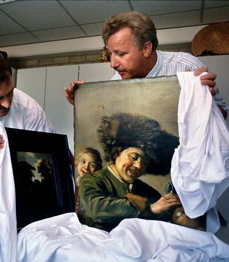 Kunstdetective Arthur Brand: 'Leerdamse Frans Hals gestolen door minderjarige jongens'