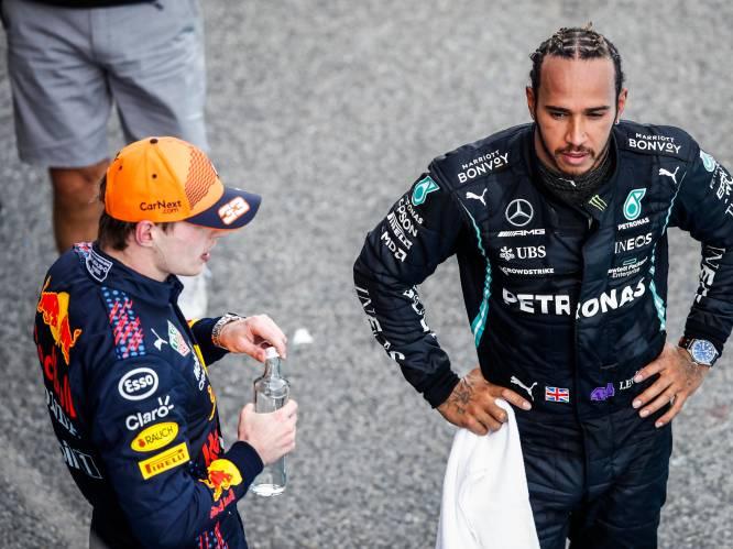 Barst de bom in Baku? Rivalen Verstappen en Hamilton én hun constructeurs op ramkoers