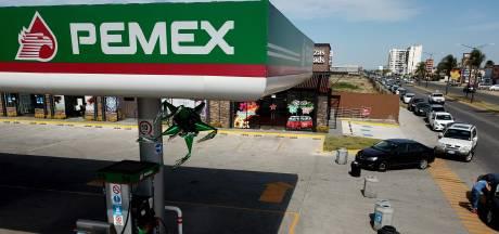 Oliebedrijf Mexico wist van lek in pijpleiding