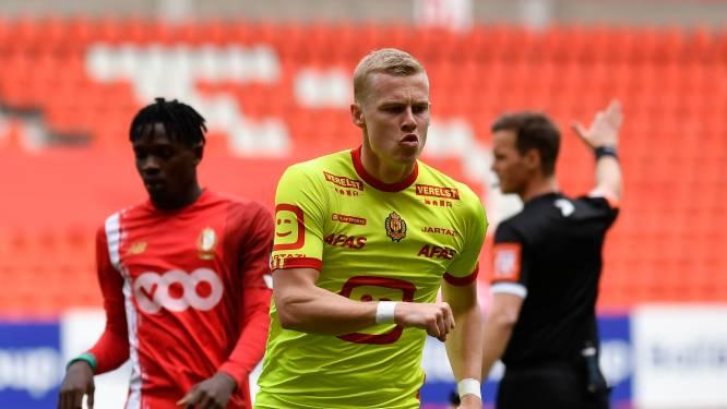 KV Mechelen komt aan de leiding in Europe Play-offs na zege tegen Standard, Nikola Storm wéér beslissend