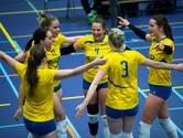 Wehlse volleybalsters van Halley willen nog niet praten over kampioenschap in eerste divisie