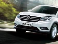 Trois marques automobiles chinoises débarquent en Belgique