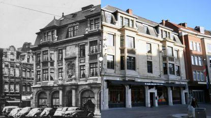 Vroeger en nu: het Brouwershuis in Leuven