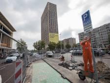 Nieuwe standplaatsen voor TTO-taxi's bij station in Eindhoven