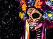 Met Mexicaans tintje doden herdenken op de Grote Markt