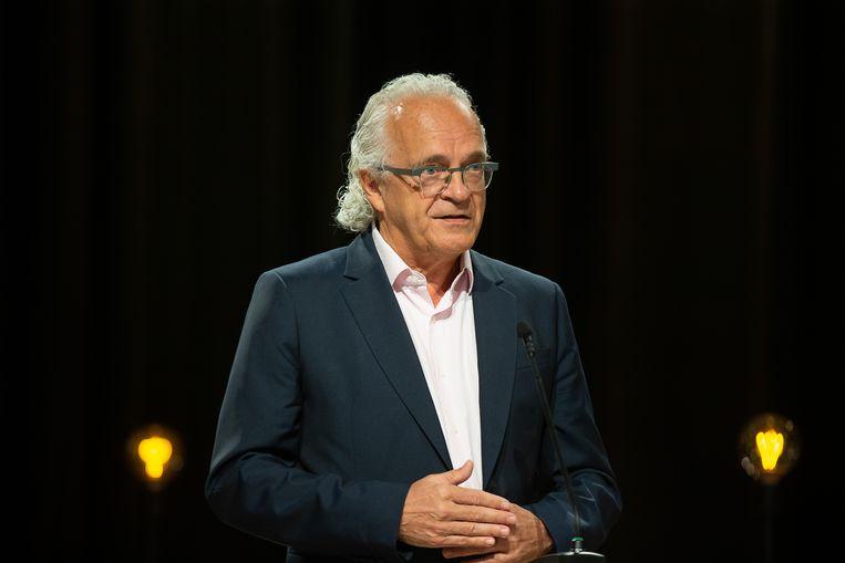 Marc Noppen: 'De loonsverhoging voor de zorg lost het structurele probleem niet op.' Beeld BELGA