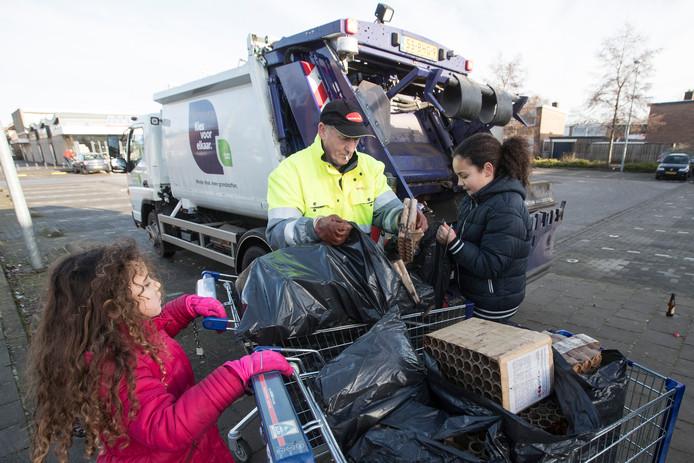 De hoeveelheid gratis weg te brengen afval bij de vuilstort in Deventer (100 kg per jaar) blijft voer voor discussie.