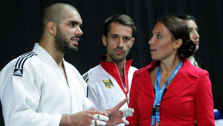 Toma Nikiforov (links). Beeld Photo News