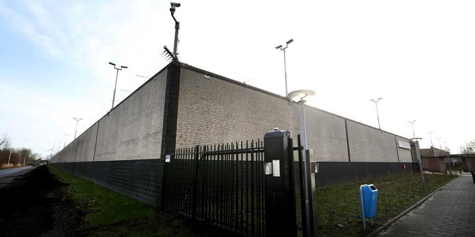 Exterieur van de Penitentiaire Inrichting (PI) Leeuwarden.