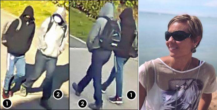 Deux individus recherchés dans le cadre du meurtre de Vinciane Mathues à Soumagne.