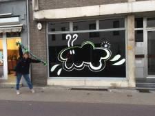 Hamer Körmeling maakt iets feestelijks voor grauw Eindhoven